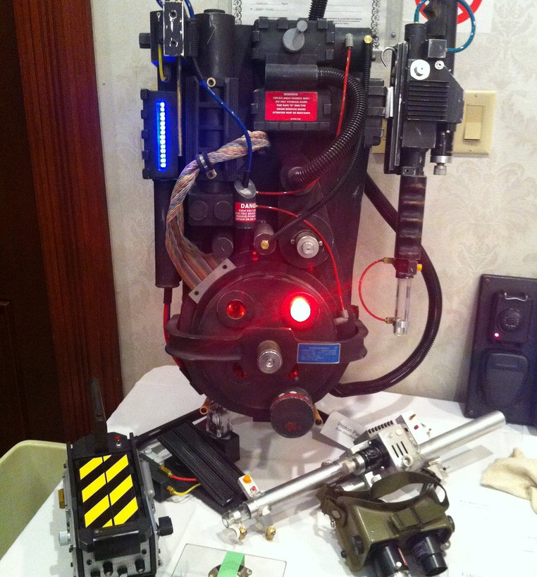 awesome proton pack